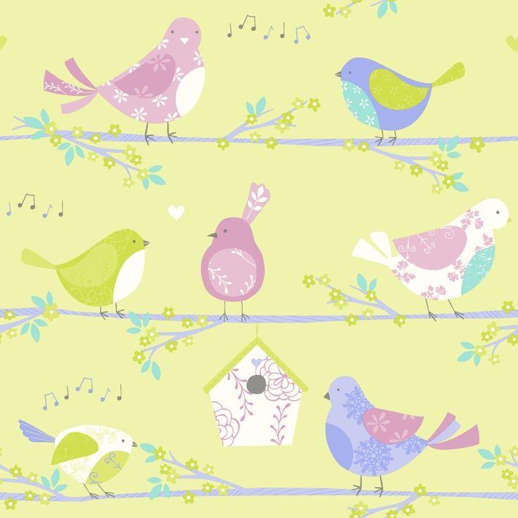 Kinderzimmer Tapeten Lila : ?ber 1.000 Ideen zu ?Lila Tapeten auf Pinterest Hintergrundbilder