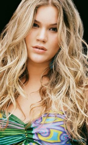 Joss Stone. Huge influence in my music and creativity. Great respect.