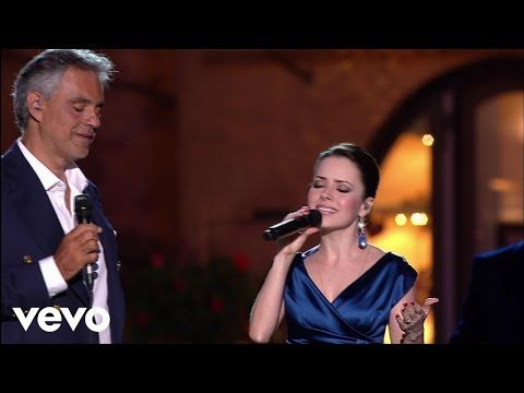 47 best musica images on pinterest andrea bocelli corcovado live 2012 ft sandy youtube malvernweather Images
