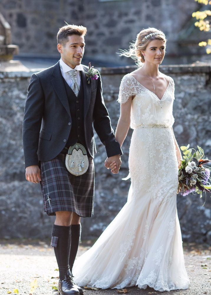 28 Best How To Style A Scottish Wedding: By Our Customers