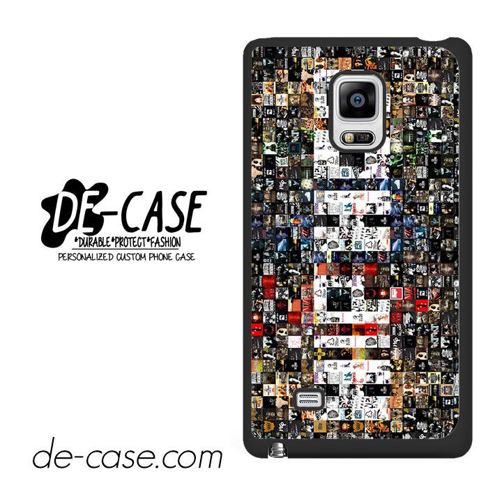 Hip Hop Music All Band Unique DEAL-5279 Samsung Phonecase Cover For Samsung Galaxy Note Edge
