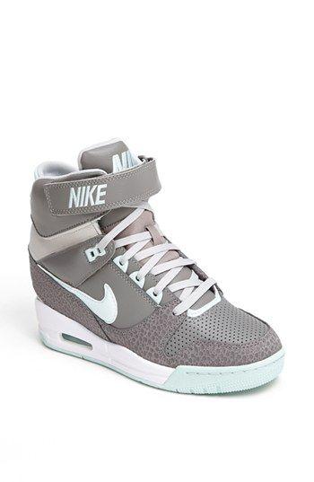 Nike 'Air Revolution Sky Hi' Sneaker (Women) available at #Nordstrom omg