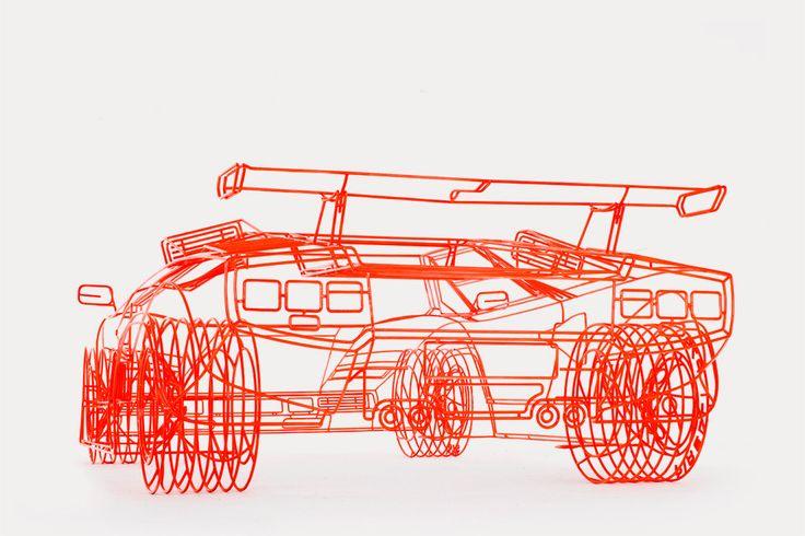 Lamborghini 'Koenig' - Benedict Radcliffe