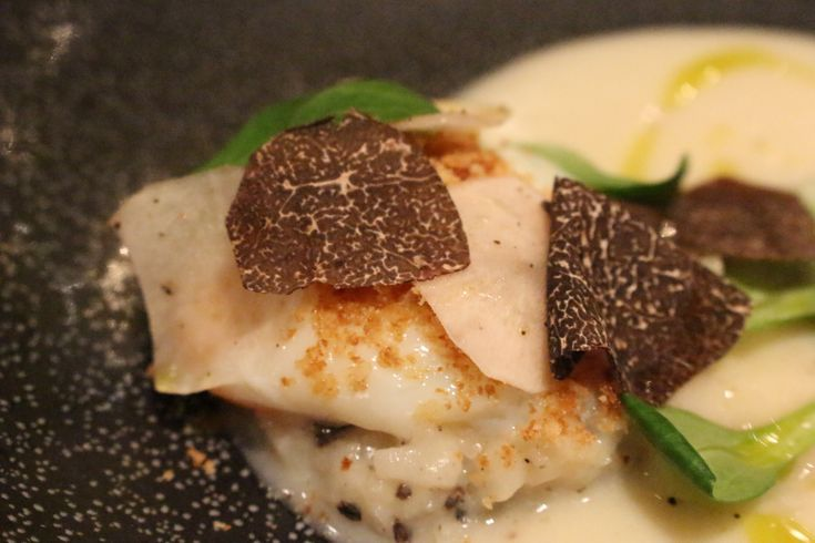 Restaurant: Le Flacon. Michelin Star Chef in Carouge