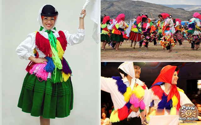 Carnaval De Arapa Danzas De Puno Carnaval Puño