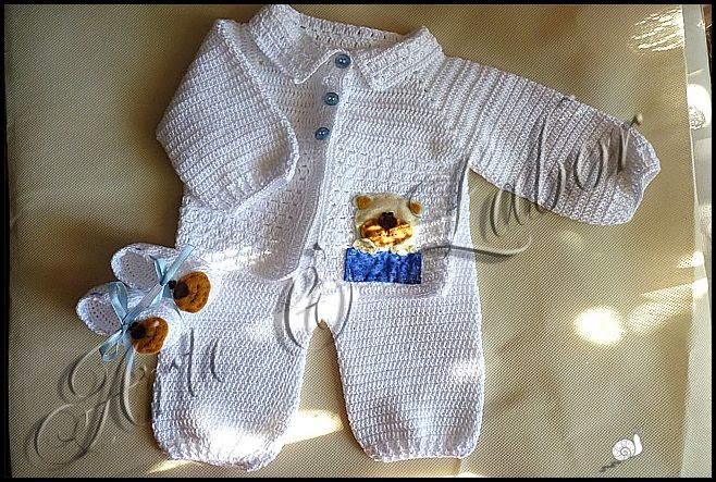 Conjunto Ursinho Baby