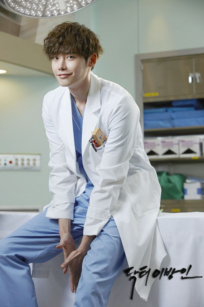 """Doctor Stranger"" - LEE JONG SEOK as Park Hoon. ^_^ so so so excited for this drama."