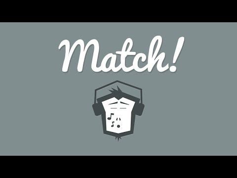 Match! - YouTube. A card puzzle you'll love from the very first second. Really easy to learn, but extremely hard to reach the final card. Available for iOS and Android.