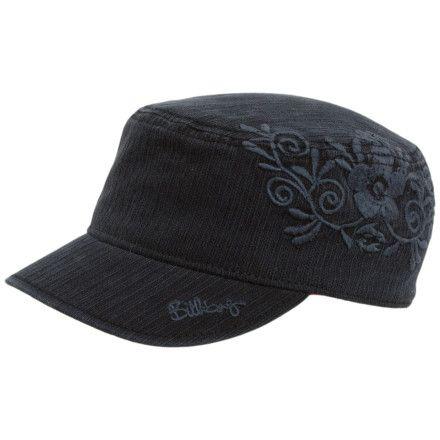 military hats for women | Billabong Bert Military Hat - Women's | Dogfunk.com