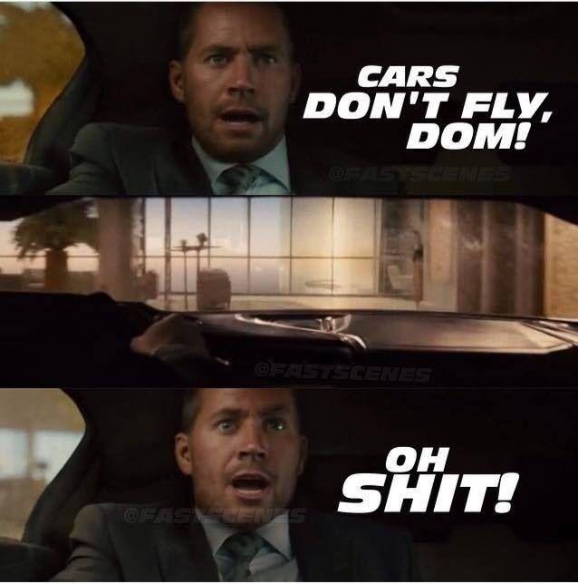 #Furious: Paul Walker...lol #Classic