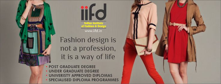 Fashion Design Is Not a profession, It is a way Of life Join Number 1 Fashion Designing Institute http://iifd.in/  #best #fashion #designing #institute #chandigarh #mohali #punjab #design #fashionDesign #iifd #Institute of #fashion & #design #indian #institute #of #degree #iifd.in #best #chandigarh #designing #admission #open #now #create #imagine #northIndia #law #diploma #degree #master #learning #jobs #costume #missindia #education #partner
