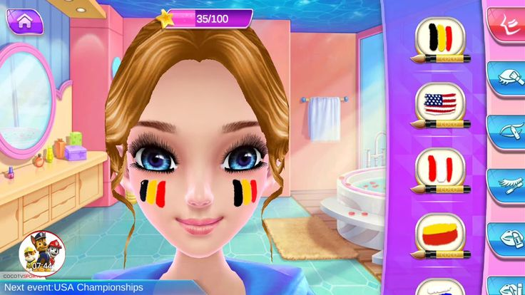 Best android games | Gymnastics Superstar - Get a Perfect 10! | Fun Kids Games