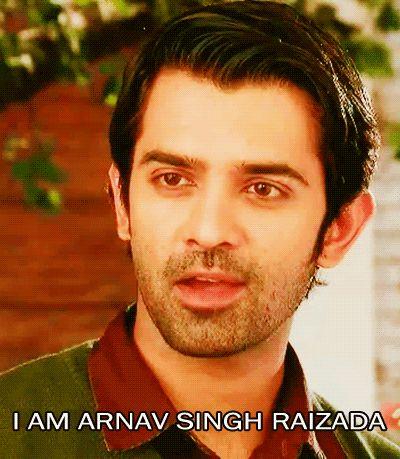 I am Arnav Singh Raizada