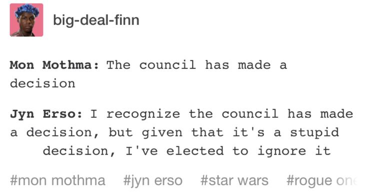 It's a stupid ass decision lol lol I love this!