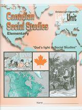 canadian social studies curriculum, gr.4-6