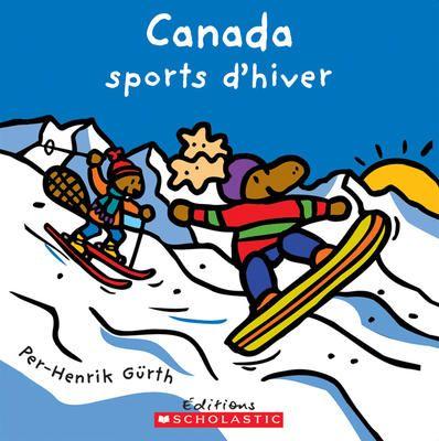 Canada sports d'hiver, by Per-Henrik Gürth (version française).