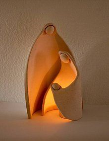 Gorgeous and simple nativity.
