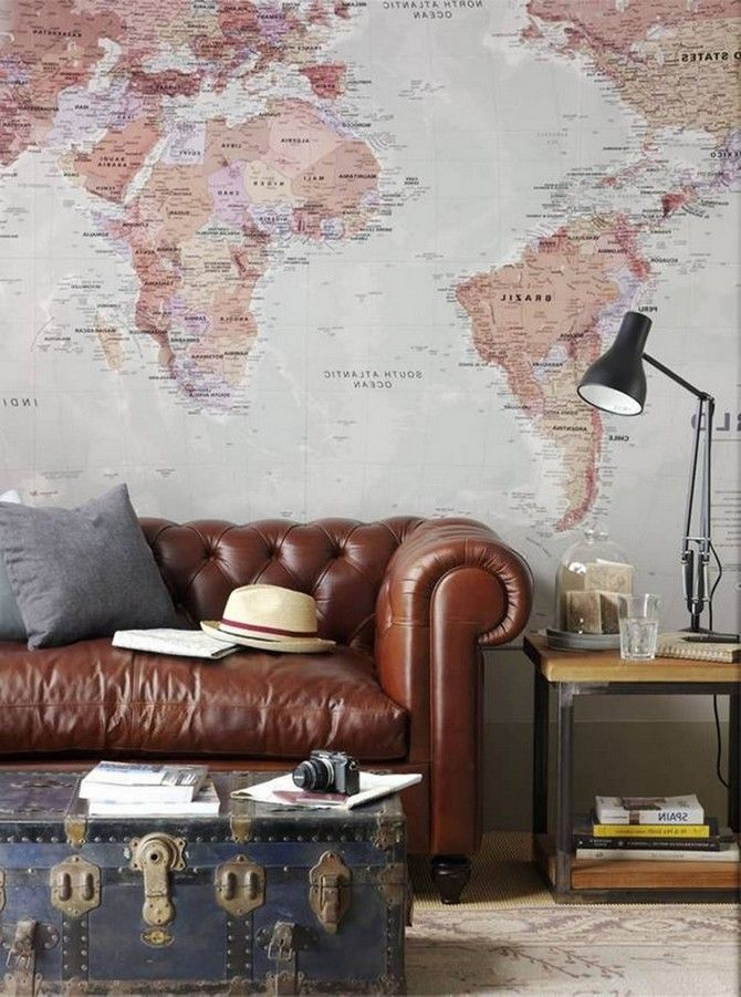 Design Tips for Vintage Luxury | Vintage Industrial Style