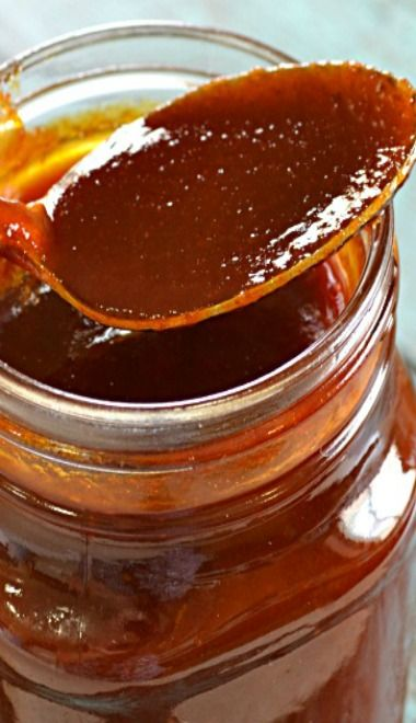 Sweet Hot Barbecue Sauce