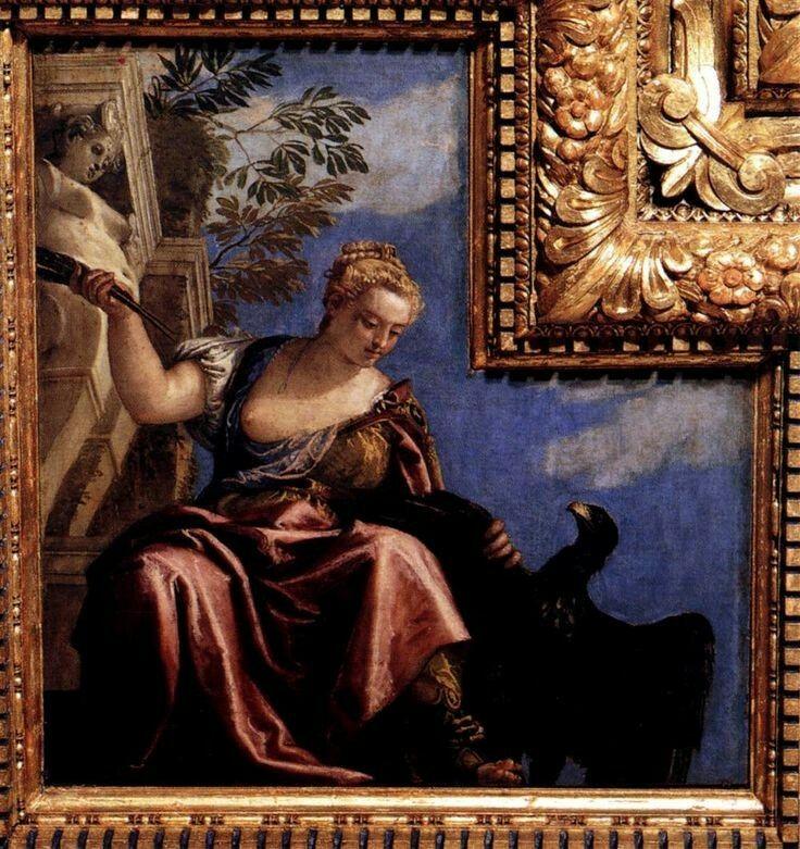 Purezza. Sala del Collegio.  1576-1578