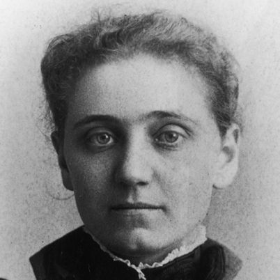 Jane Addams (1860-1936) - First American woman to be awarded the Nobel Peace Prize. She was a leader in the Suffrage movement and co-founder (with Ellen Gates Starr) of Hull House, an institution set up in the poor neighborhood of Chicago to provide services for recent immigrants - such as daycare and classes in music and literature.