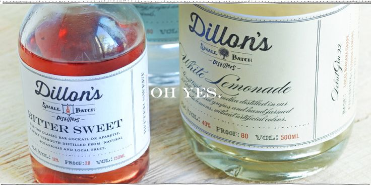 Dillon's – Small Batch Distillers in Beamsville Ontario