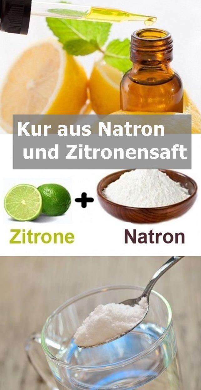 Kur aus Natron und Zitronensaft | njuskam!