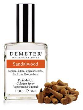 Sandalwood Demeter Fragrance for women and men