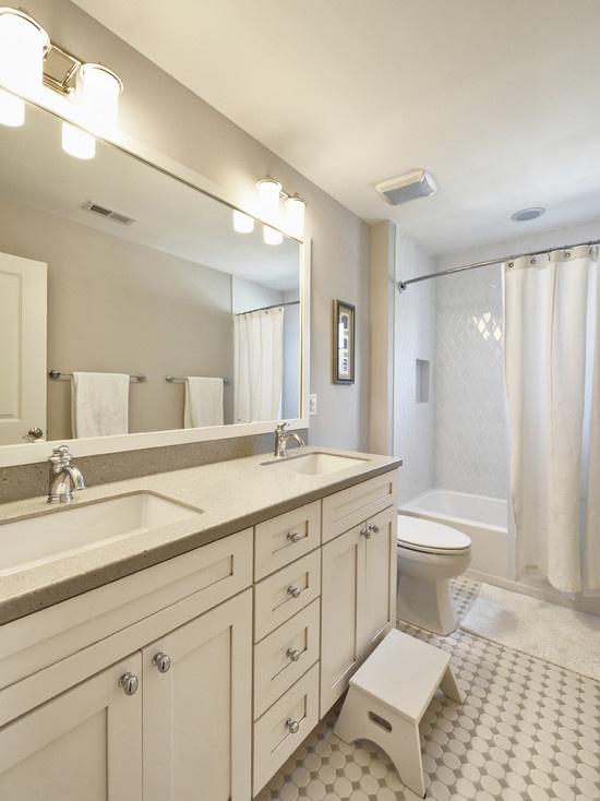 126 best Kitchen\/Bath ideas images on Pinterest Bathroom ideas - home depot bathroom design