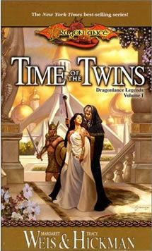 Dragonlance Legends, Vol I: Time of the Twins