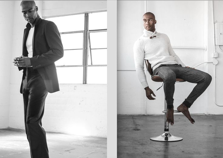 Kei Moreno with Male Model Troy | FD Photo Studio
