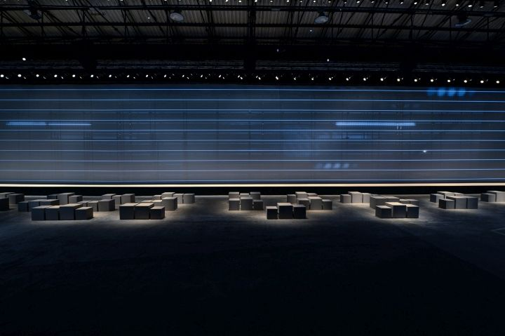 Z Zegna Pitti Uomo Installation by Migliore+Servetto Architects, Florence – Italy » Retail Design Blog