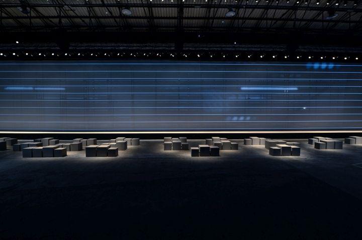 Z Zegna Pitti Uomo Installation by Migliore+Servetto Architects, Florence – Italy » Retail Design Blog