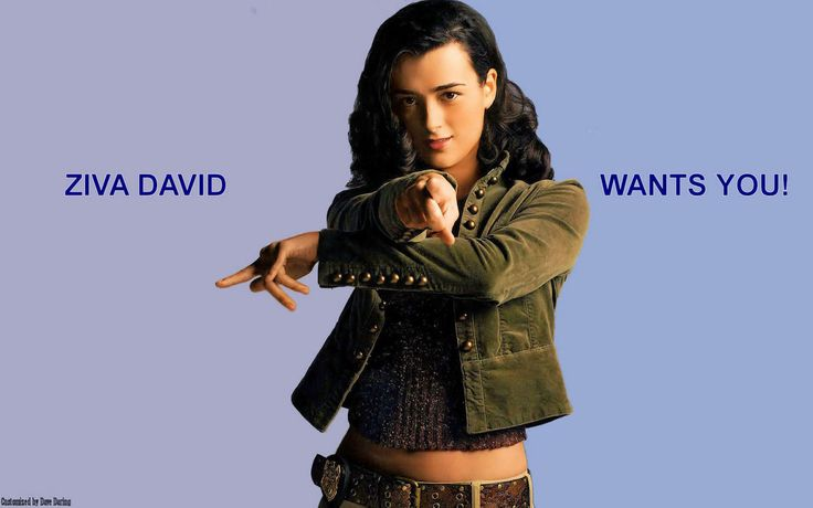 Ziva David Wants You Wallpaper - NCIS Wallpaper (18451404) - Fanpop