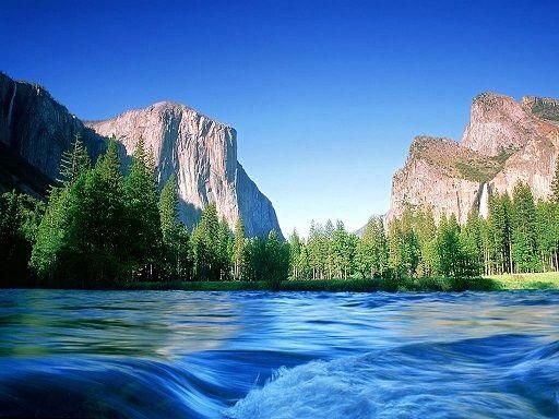 Paisajes hermosos de la naturaleza.