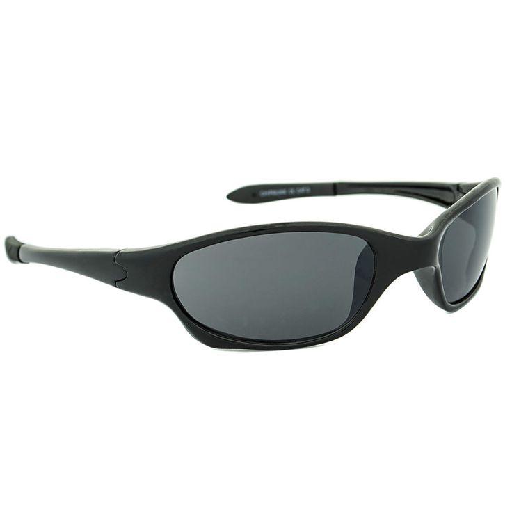 Kids Sunglasses Black Sports UVA/B Break Resistant Protection Lens