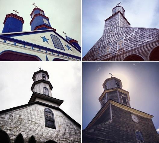 Iglesias de Chiloe...