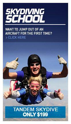 Skydive Perris | Home - Los Angeles Skydiving, Skydiving in California, Los Angeles Indoor Skydiving, Skydive San Diego, San Diego Skydiving...
