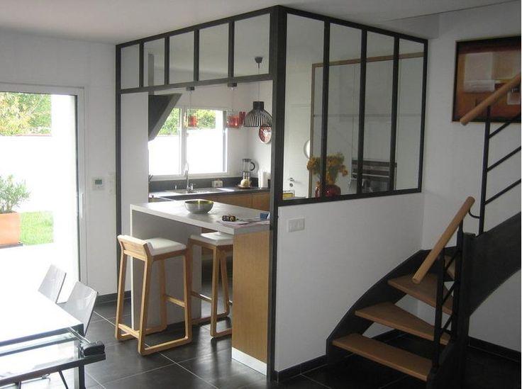 Best 25 idee cuisine ouverte ideas on pinterest - Amenager une cuisine ouverte ...