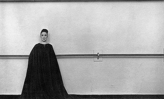 Fotografia - Composição: Espaço Negativo - Arnold Newman, Martha Graham