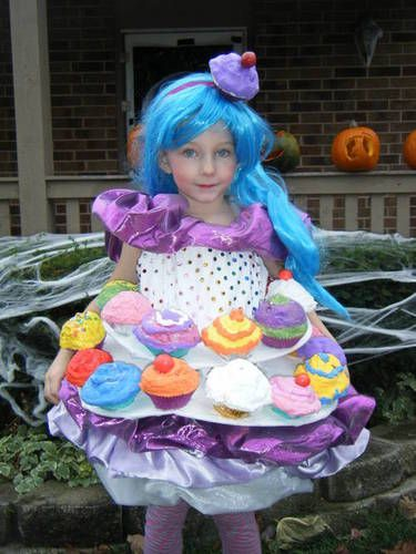 cec9e06c877e Cake Costume Kids   Image Is Loading NWT-AM-PM-Kids-Baby-Girls-Cup-Cake-