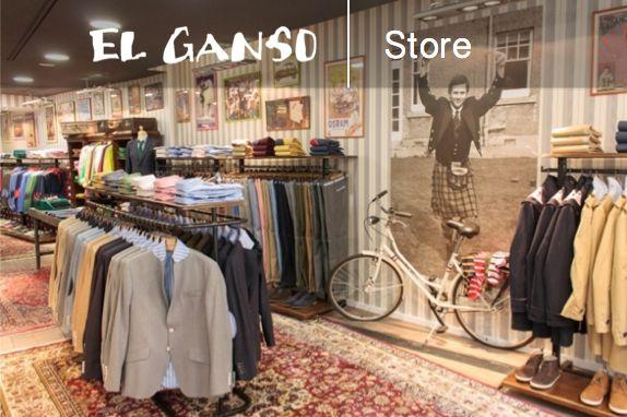 Nuestras tiendas, nuestra seña de identidad ¡Ven a visitar nuestro universo! | El Ganso Online Store