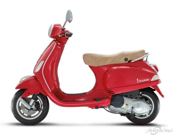 Piaggio Vespa LX 125-150 3V 2012