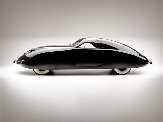 Concept Cars from the 30's - Imgur