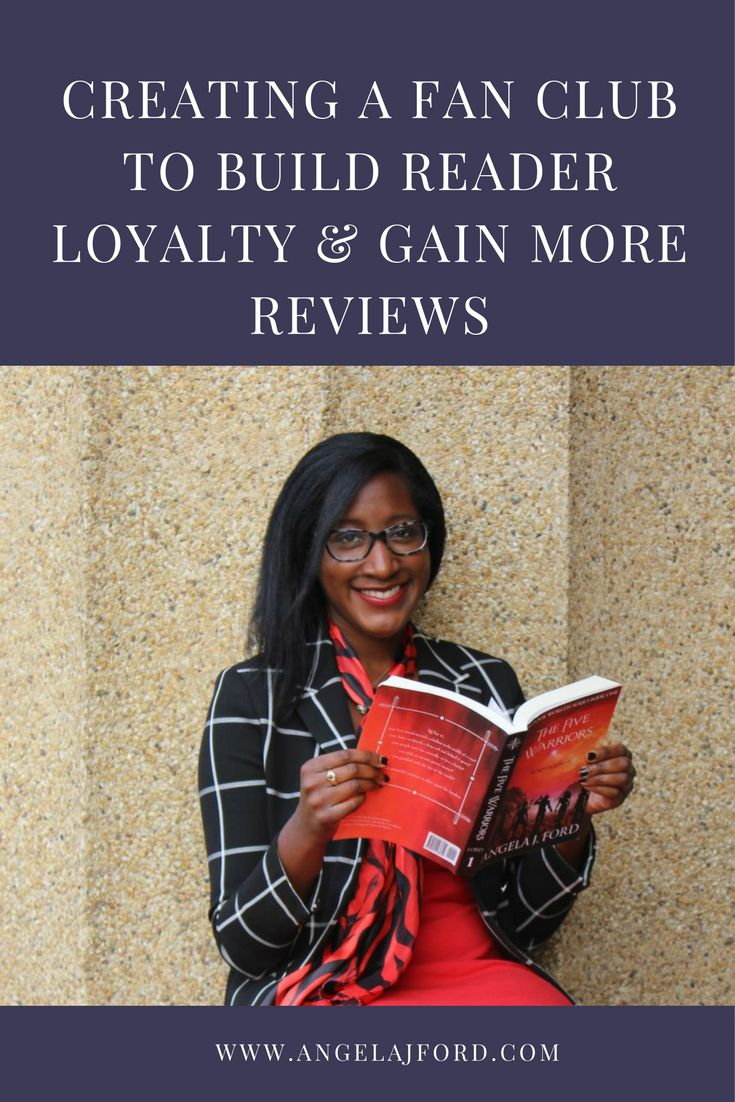 Creating a Fan Club to Build Reader Loyalty & Gain More Reviews