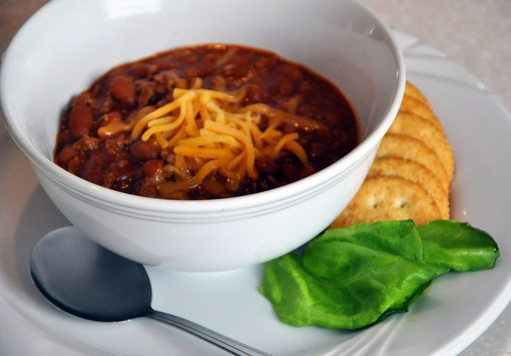 Quick and Easy Chili | Food | Pinterest