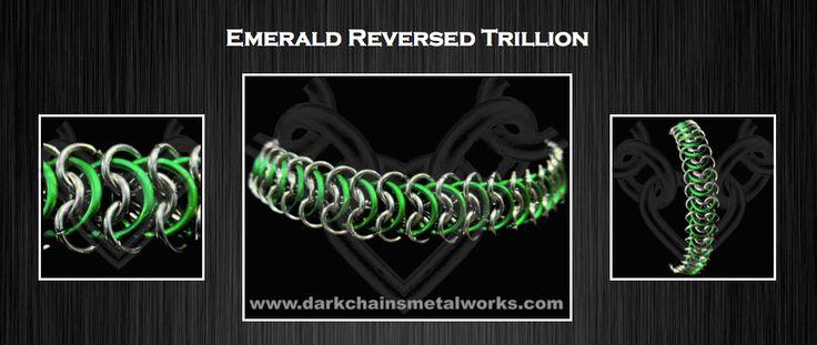 Emerald Reversed Trillion