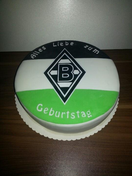 Borussia Mönchengladbach Torte