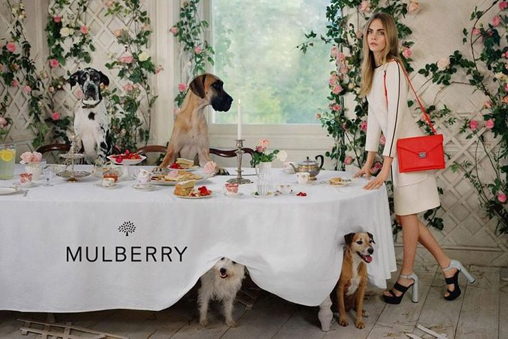 Mulberry - Mulberry S/S 14