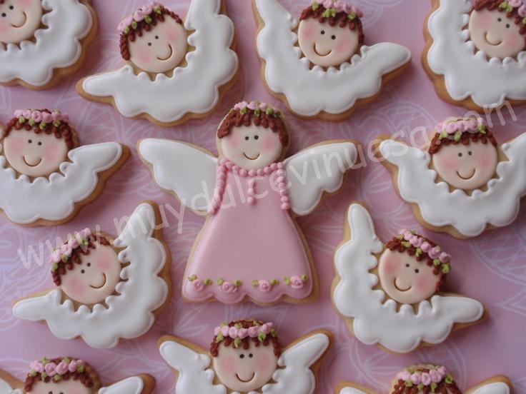 Ángel cookies